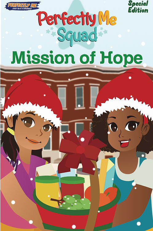 Mission Of Hope Print
