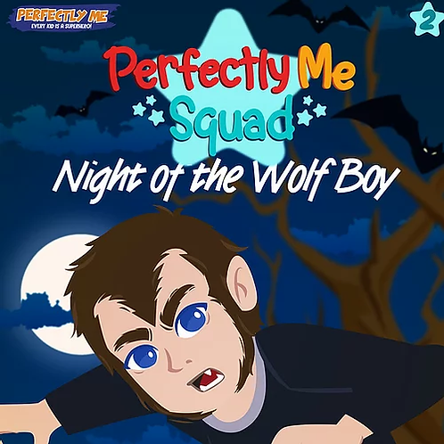 Night of the Wolf Boy