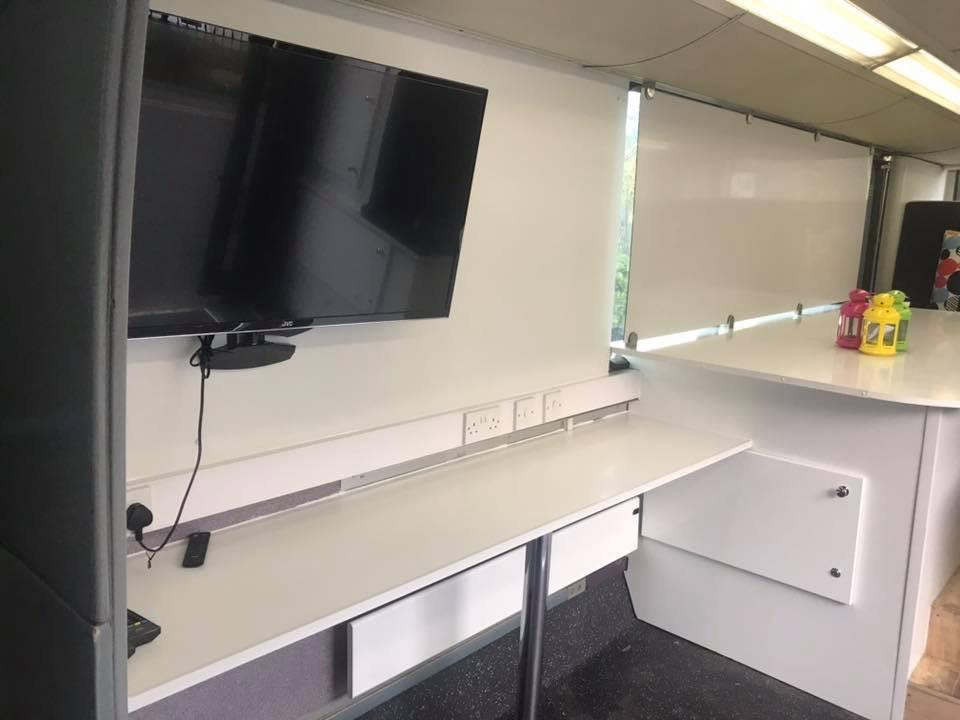 Screen to stream upstairs training