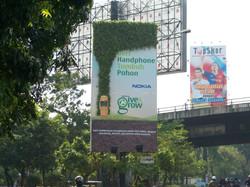creativity billboard