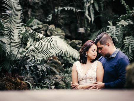 B & G   Chicago Lincoln Park Engagement Photos   Wedding & Engagement photographers Olga and