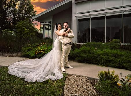 Bradford Barn Olympia Fields Wedding | Griselda & Ric
