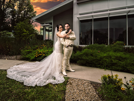 Bradford Barn Olympia Fields Wedding   Griselda & Ric