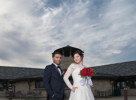 Sari & Maria | Orland Chateu Spring Wedding | Chicago Wedding Photographers Olga & Jose