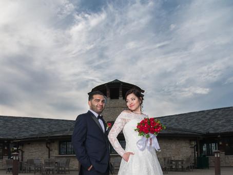 Sari & Maria   Orland Chateu Spring Wedding   Chicago Wedding Photographers Olga & Jose
