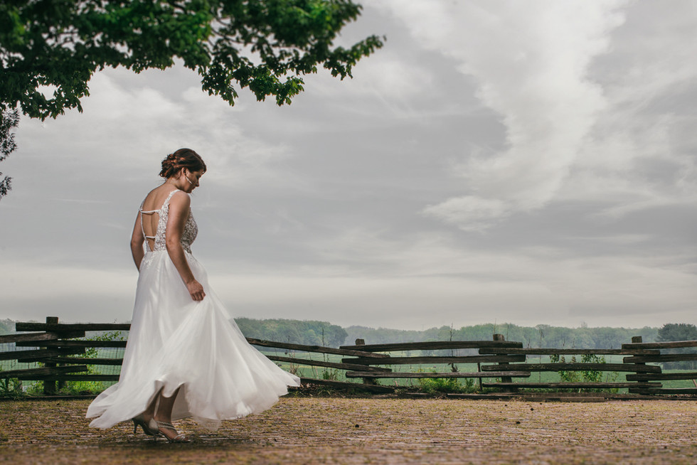 chicago elopement and wedding photograph