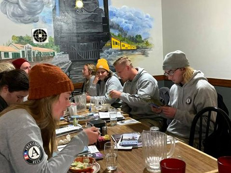 Lincoln County Welcomes AmeriCorps NCCC Team