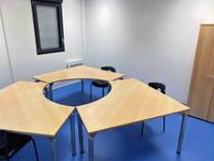 Salle d'aide aux devoirs