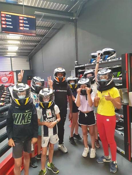 Activité Karting