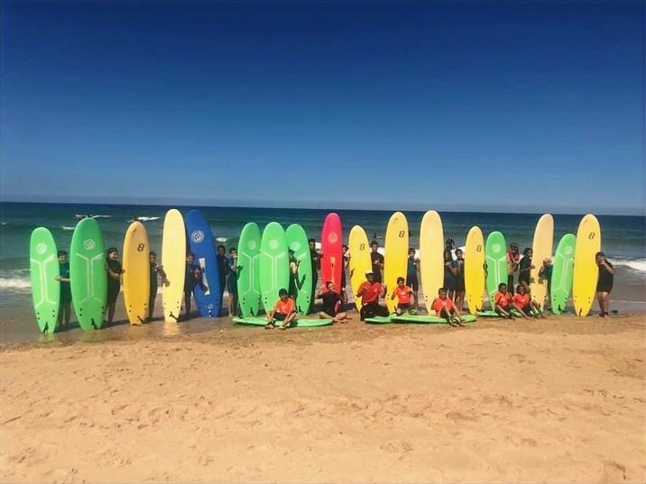 Séjour Surf Ete 2019