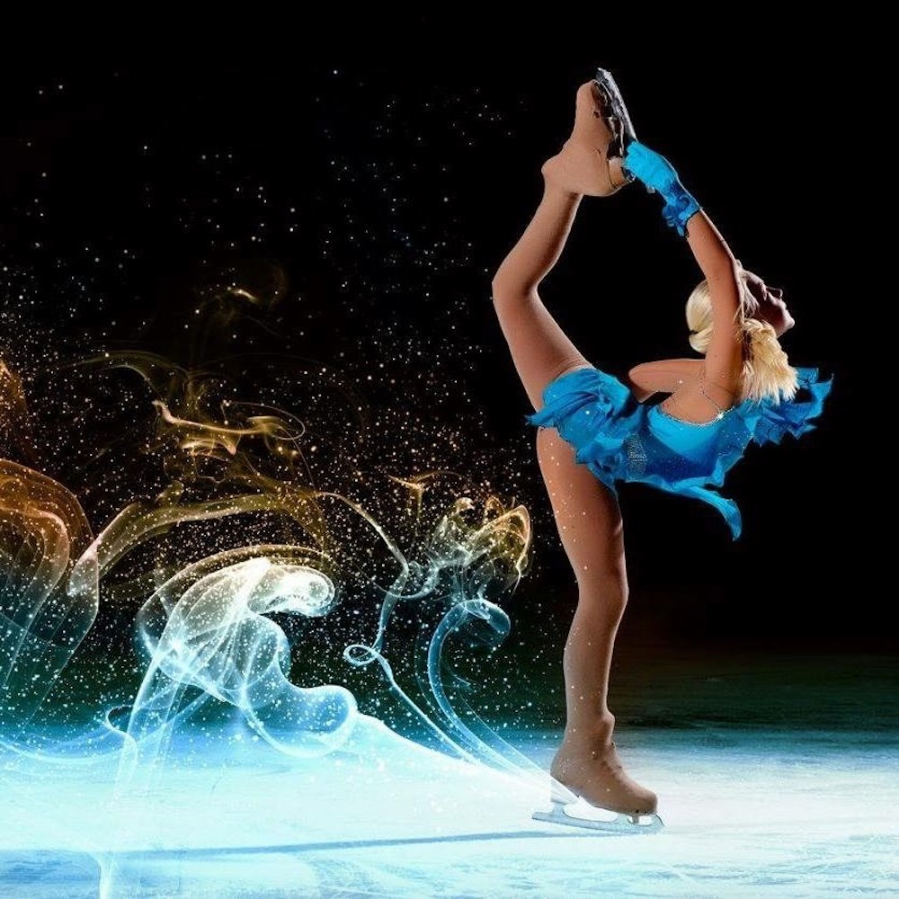 Mannenbach on Ice