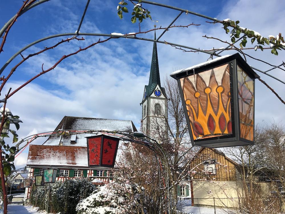 Laternliweg Winter