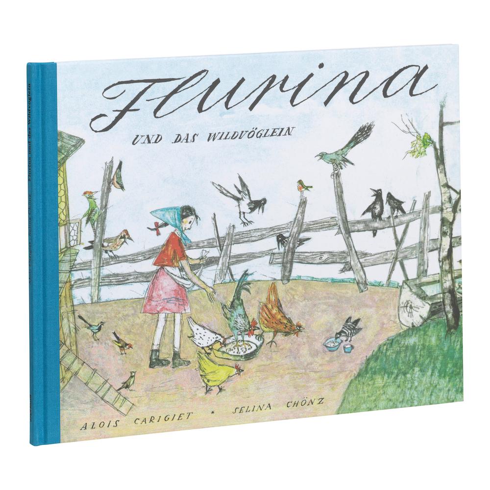 Kinderbuch Flurina und das Wildvoeglein