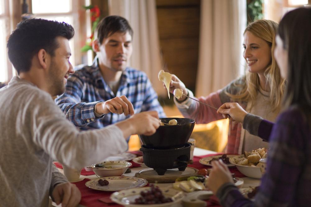 Fondue Raclette Fotolia