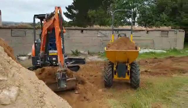 Helston, Demolition & Groundworks