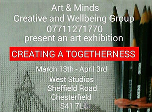 Arts and Minds - chesterfield local