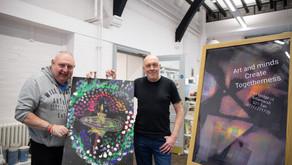 Art 'v' Mental Wellbeing
