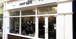 For Independence and Supporting the Makers... Shop Indie