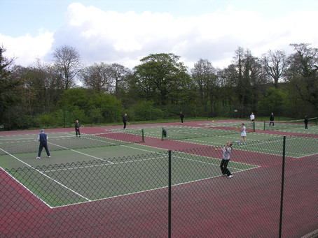 Anyone for Tennis?