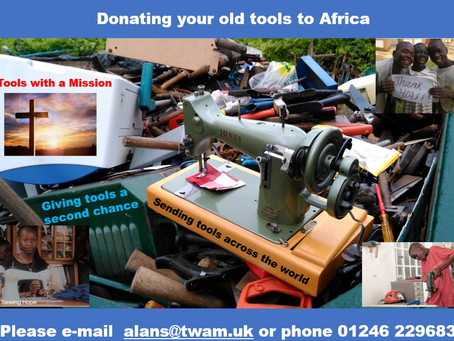 Tools with a Mission (TWAM) Chesterfield