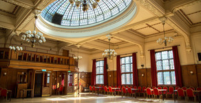 Easy As 1,2,3 - Chesterfield Theatres + Museum Open