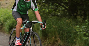 Mark Travers conquers Loads Road Everesting Race