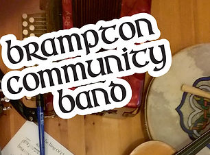 Brampton band - Chesterfield Local - S40