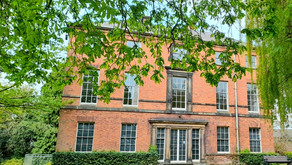 Can You Help Breathe Life Into Tapton House?