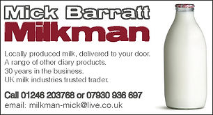 mick barrett - chesterfield Local