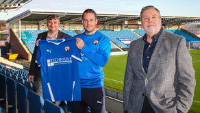 2020/21 Chesterfield FC Season review
