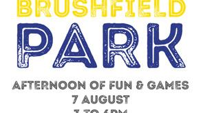 Brushfield Park: Restore and rebuild
