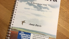 Anne Davis' Charity Cookbook