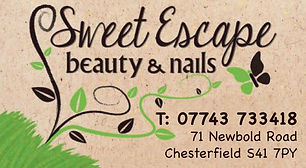 Sweet Escape - Chesterfield Local