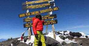 It's not just for Comic Relief! Kilimanjaro.