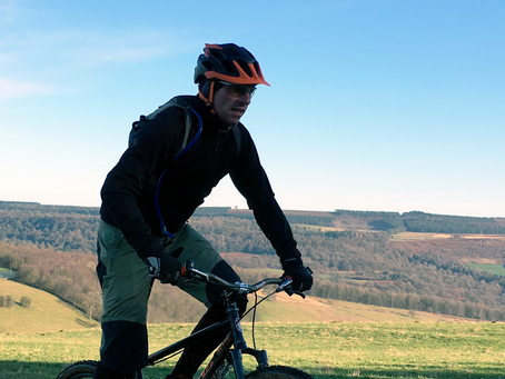 Meet Dave. He Rides Bikes.