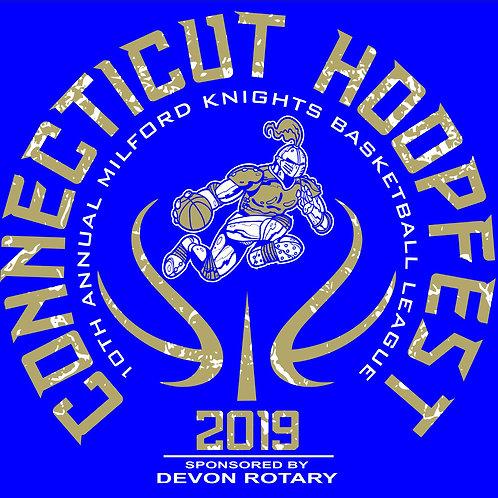 CT Hoopfest T-Shirt