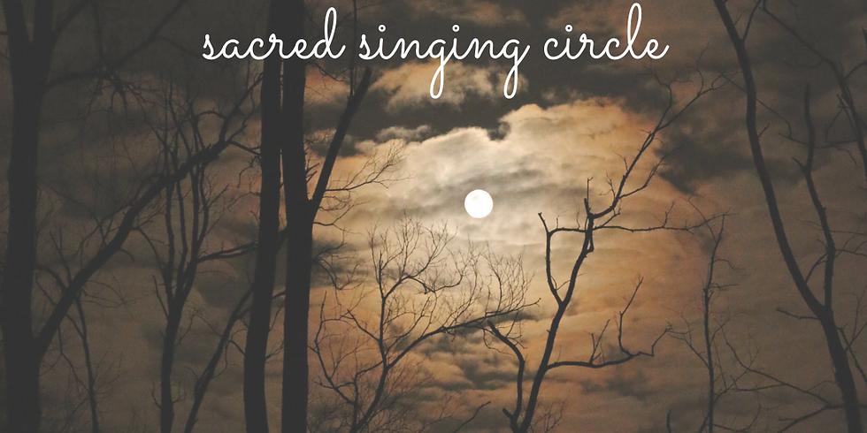 Song Sanctuary ~ Sacred Singing Circle