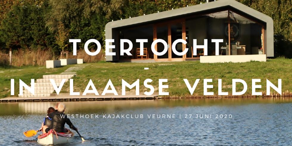 Toertocht - In Vlaamse Velden 2021