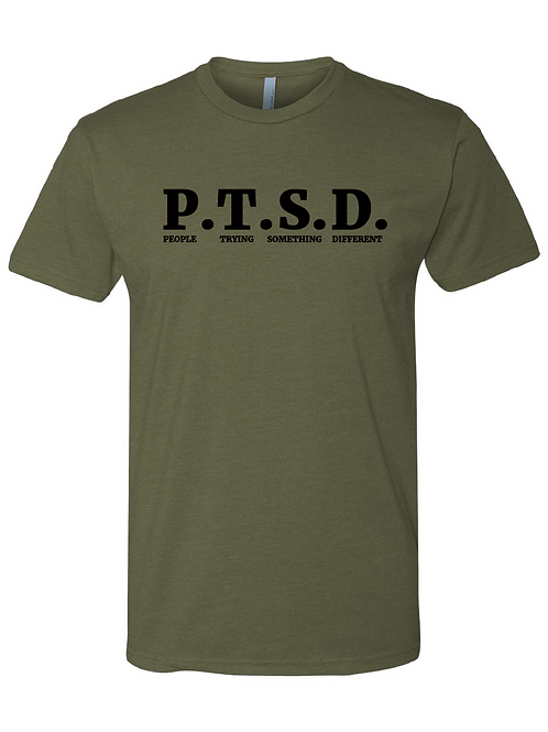 PTSD T-shirt