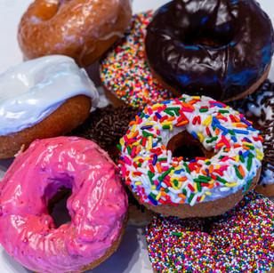 Vanilla Cake Donuts