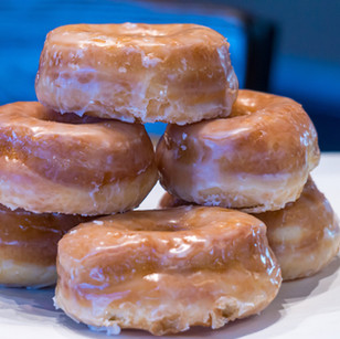 Traditional Glazed Raised Donuts