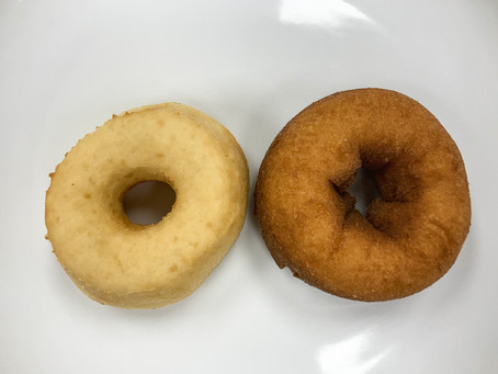 The great donut contest