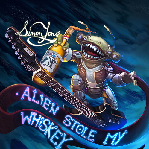 Alien Stole My Whiskey (Night Version) [CD]
