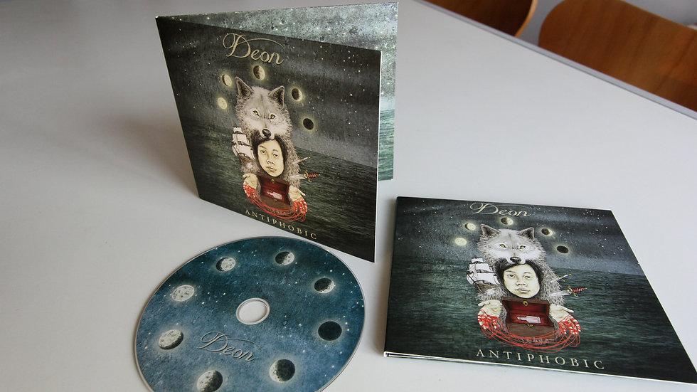 ANTIPHOBIC (ALBUM)