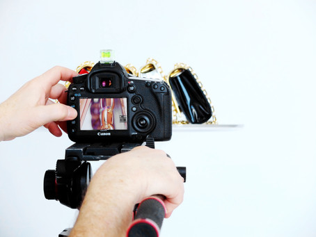 5 Tips for Great Product Photography