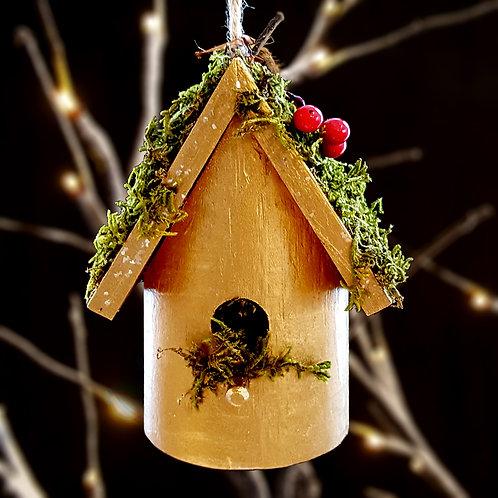 Festive Bird Box