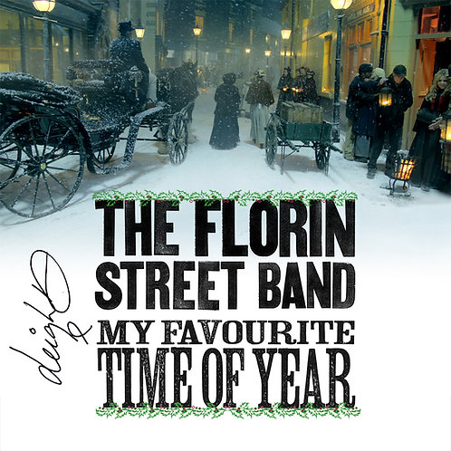 SIGNED COPY: CD Single - My Favourite Time of Year