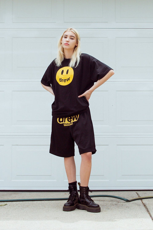 Mascot SS Tee - Black - by Drew Hype