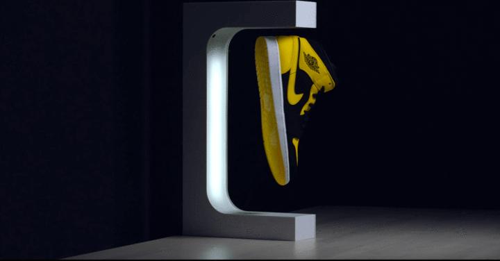 Floating Sneaker Display®