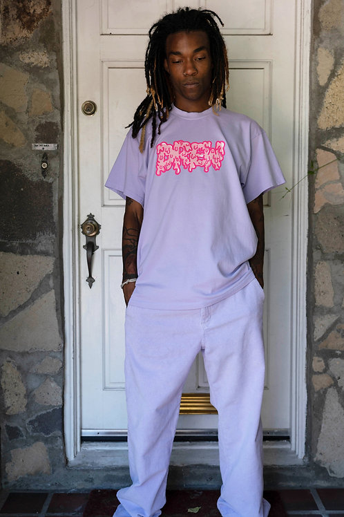 Gum SS Tee - Lavender - by Drew Hype